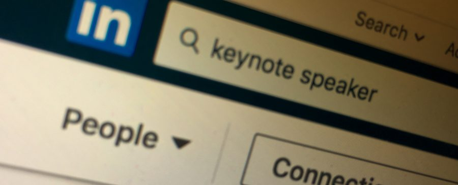 Keynote Speakers: Tips on browsing to find the Perfect Fit
