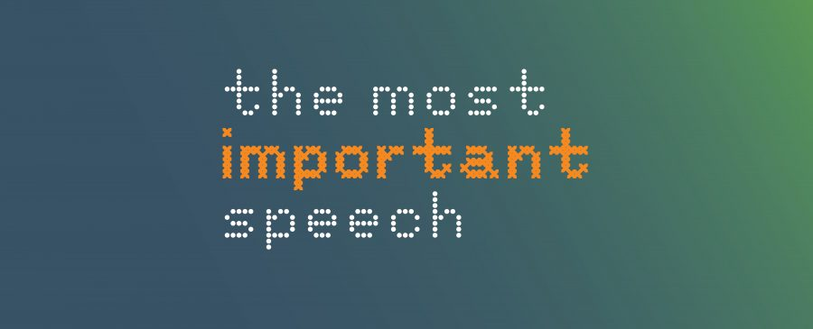 Why most Keynote Speeches are not Keynote Speeches.