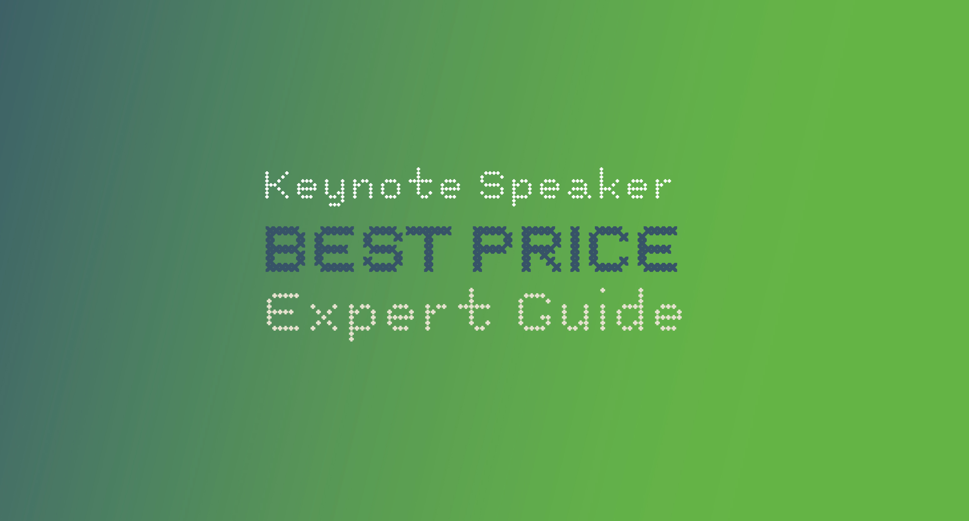 What is the Best TOPIC for a Keynote Speech? - Paul Hughes