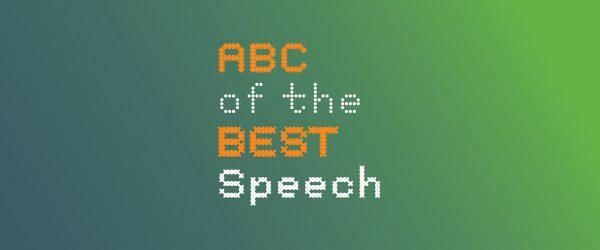 The ABC of a Keynote Speech