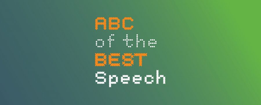 The ABC of a Keynote Speech